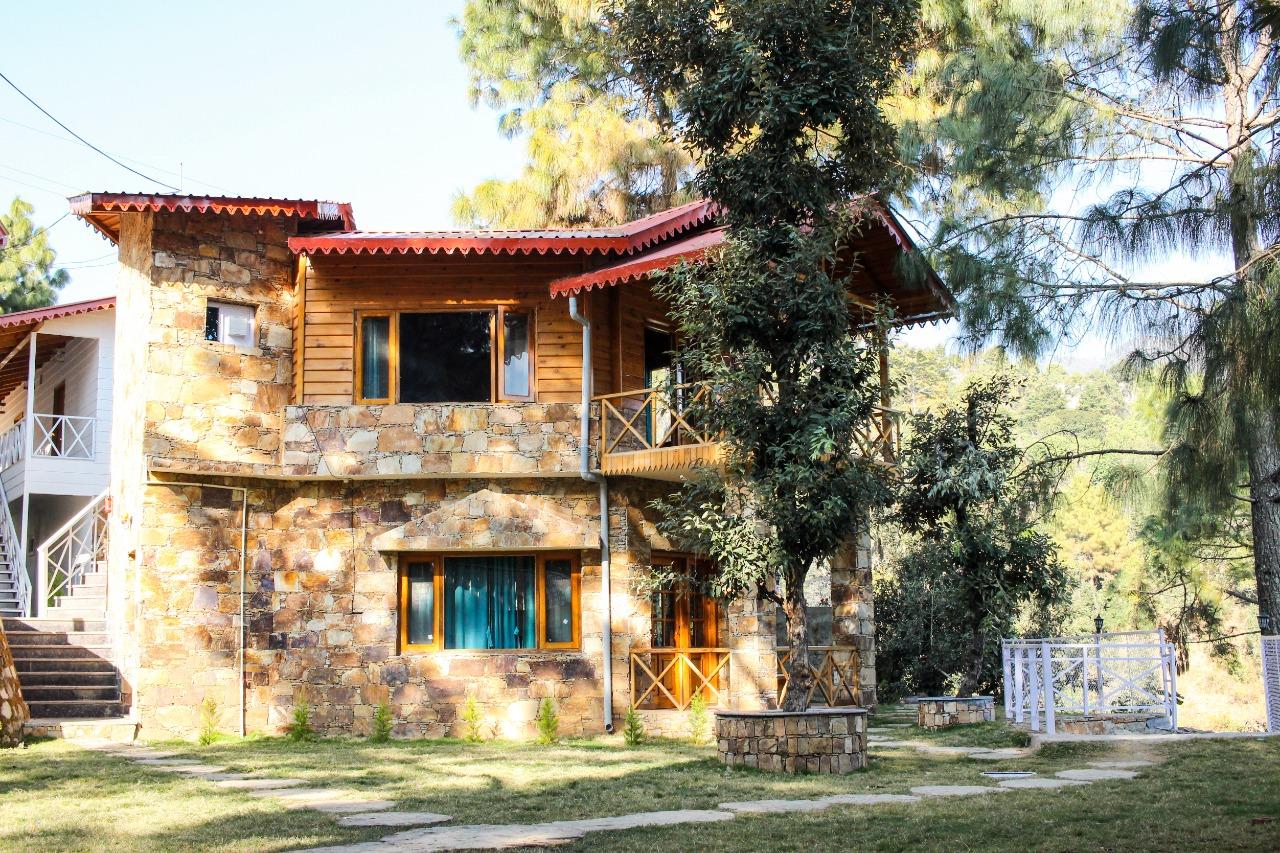 The Natures Green Resort Nainital